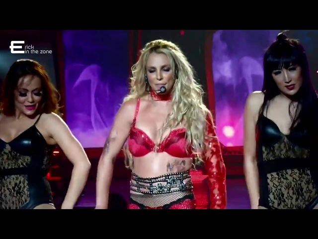 DVD Britney: Piece Of Me 2016 - Breathe On Me