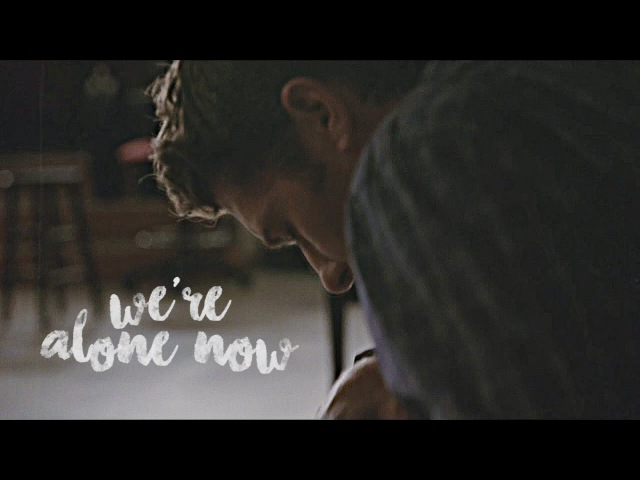 Glee | we're alone now.