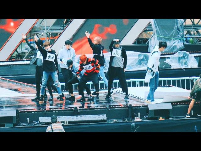 [4k Fancam/직캠]161023 방탄소년단(BTS) - Blood, Sweat Tears (피땀눈물) 드라이 리허설@부산 원아시아 드4