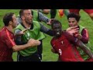 Португалия - Франция Финал гол Эдера