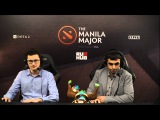 Ad Finem vs Empire,Manila Major Qualifiers game 2