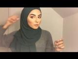 3 способа как красиво повязать хиджаб Hijab tutorial