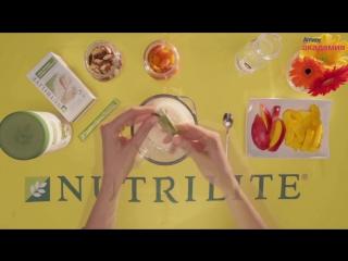 5 цветов питания NUTRILITE: Жёлтый