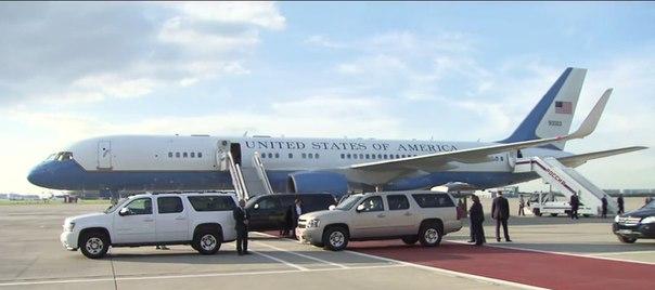 Керри прибыл в Москву (видео)