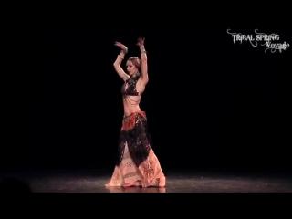 Svetlana Bulash & Show TRIBAL SPRING Voyage 2016 230