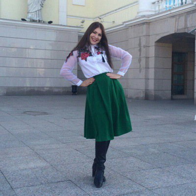 Наталья Черданцева