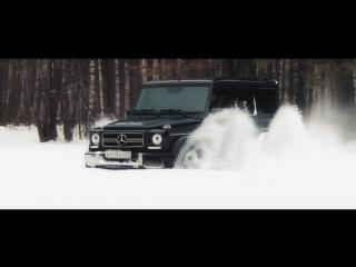 Mercedes-Benz Gelandewagen G55