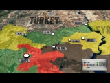 29 ноября 2016. Военная обстановка в Сирии. Сирийская армия наступает в Алеппо.