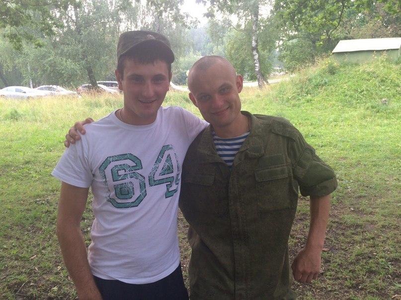 Максим Шеврекуков  
