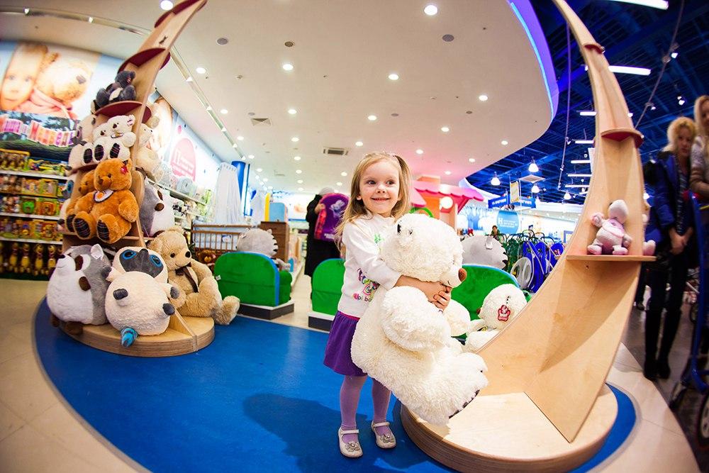 В Таганроге в ТЦ «Лето» «Детский мир» открыл второй магазин
