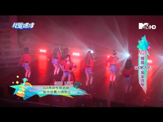160613 AOA Showcase Cut @ Idols of Asia In Korea