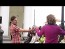 Танцы у органного зала Родина - Рио Рита