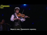 [RUSSUB] Идеальное выступление победителя Евровиденье//Måns Zelmerlöw and Petra Mede - Love Love Peace Peace