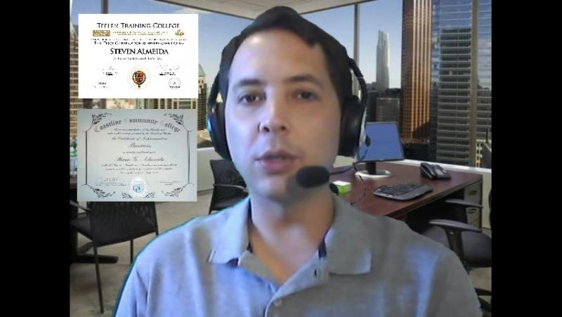 Steven Almeda Introduction Learn English on Skype