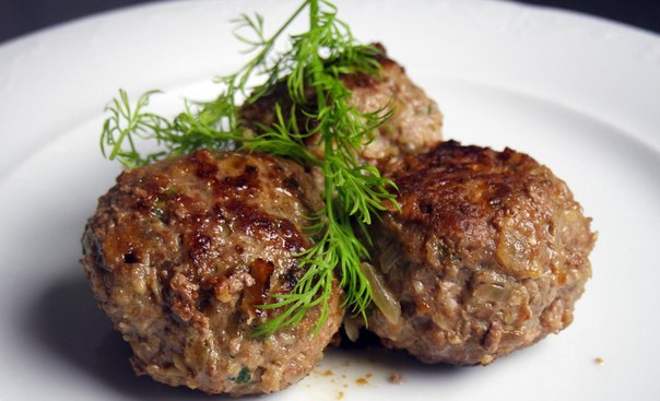 Вкусные котлеты из говядины рецепт с фото