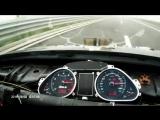 Как вам динамика разгона VW Golf с двигателем от RS6?