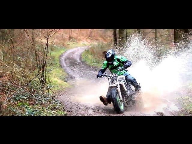 СПОРТБАйКИ НА БЕЗДОРОЖЬЕ/sportbike off road ride compilation