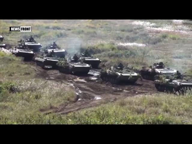 Совместные действий с боевой стрельбой отработали российско-индийские подразделения