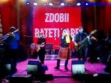 Zdob si Zdub, Видели ночь-отрывок, Москва 12.03.2016 Масленица на ВДНХ
