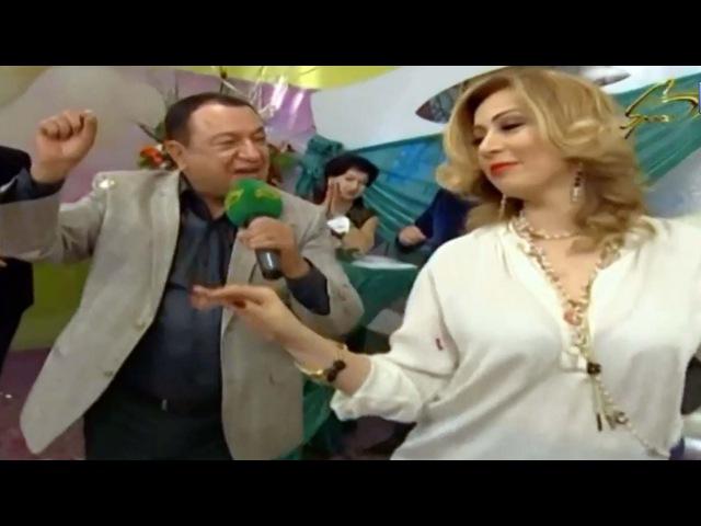 Cavad Recebov ve Roza Zergerli Teymur Əminin ad günündə 2016
