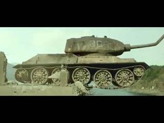 Индийское кино отдыхает! Отрывок из корейского фильма о войне