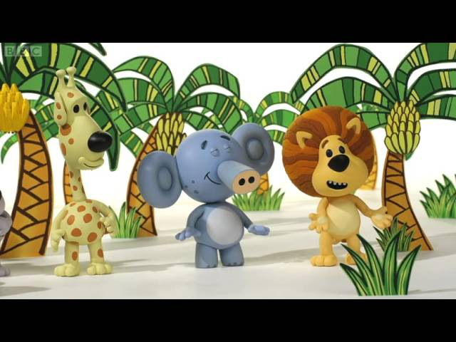 Raa Raa the Noisy Lion S01E24 Go Bananas » Freewka.com - Смотреть онлайн в хорощем качестве