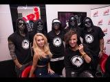 Carla's Dreams срывают маски на Радио ENERGY