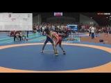 Бронза 61кг - Бекхан Гойгереев (Россия) vs Иван Молнар (Словакия)