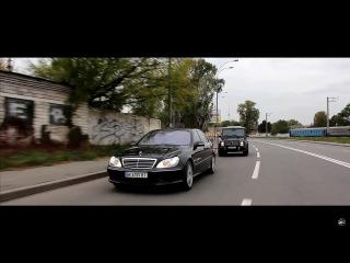 Самый честный отзыв владельца. Mercedes-Benz CL 5.0 Lorinser (W215). 2003г.