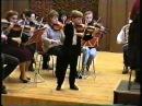 Ридинг Концертино ре мажор 2 3 части Исполняет Коля Алтынов 8 лет