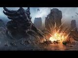 Команда рейнора Космическая фантастика приключения боевик Игрофильм Starcraft 2 HD
