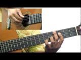 1-2-3 Bossa Nova - #24 - Guitar Lesson - Fareed Haque