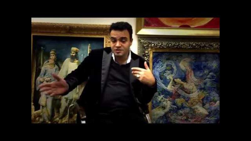 Как не раздражаться. Совет победителя «Битвы экстрасенсов» Мехди Эбрагими Вафа
