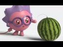 Малышарики - Умные песенки - Один и много Мультики для самых маленьких