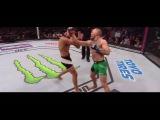 Conor McGregor VS Nate Diaz 2 (Highlights) | Конор Макгрегор - Нейт Диаз 2 (лучшие моменты)(Music by V-Sine Beatz)