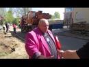 Стас Барецкий и Рыжий Тарзан (Дацик В) на СУББОТНИКЕ 9 мая 2016 ШОК!!