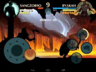 Shadow Fight 2 Бета , Онлайн | Бой с Тенью 2 Вулкан, Мегалит