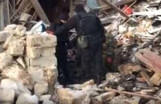 Боевики «Правого сектора» подорвали себя при попытке изготовить бомбу