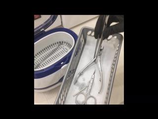 Обробка інструменту