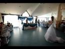 Пусть у всех будет,как в этой песне.....Невеста поёт жениху..._Только мой_..