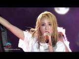 TV SHOW 161210 Дара - 'Kiss' @ финал Pinoy Boyband Superstar