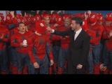 Том Холланд и его дебютный трейлер Человека-Паука