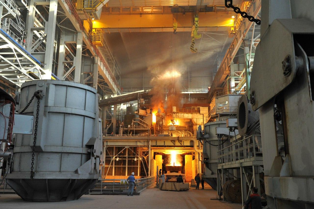На ТАГМЕТе достигнут новый производственный рекорд по выплавке электростали