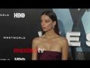 Angela Sarafyan Westworld Premiere