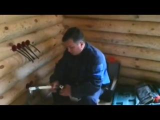 Монтаж электропроводки в срубе (деревянном доме.)
