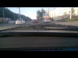 Henessey Camaro SS Burnout Ставрополь ч.2