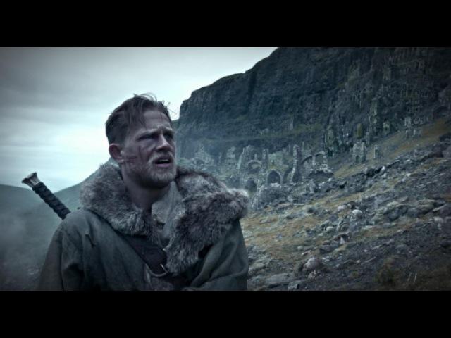 Меч короля Артура / King Arthur: Legend of the Sword (2017) (Озвученный трейлер)