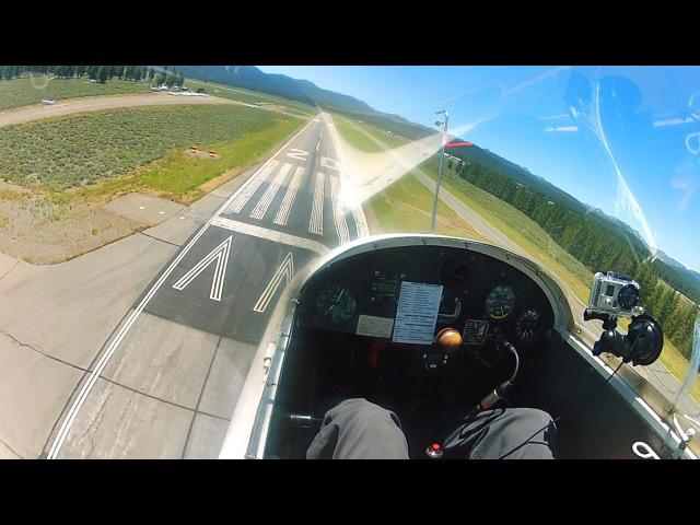 Emergency Landing - Less Scary ifyou think like a gliderpilot - Mountain Soaring - Part 2
