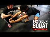 Fix Your Squat Part 3 - The Butt Wink w Dr. Aaron Horschig of Squat University