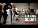 Fix Your Squat Part 4 Core Stability and Using a Belt w Dr Aaron Horschig of Squat University